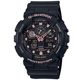 שעון יד משולב Casio G-Shock GA100GBX1A4 קסיו