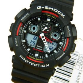 שעון יד ‏משולב Casio G-Shock GA100-1A1 קסיו