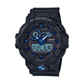 שעון יד ‏משולב ‏לגבר Casio G-Shock GA710B1A2 קסיו